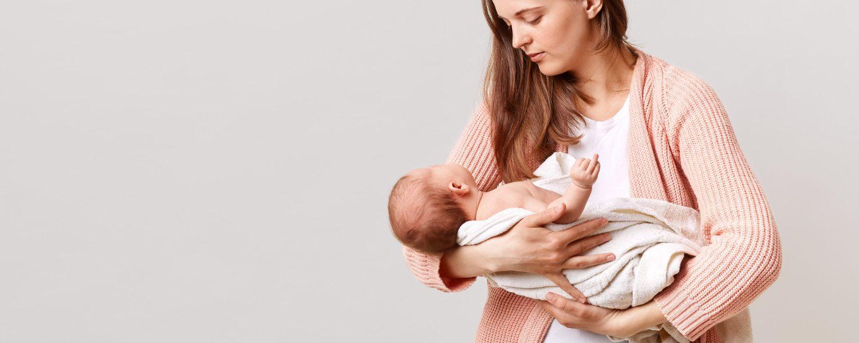 Odparzenia po pieluszce u dziecka