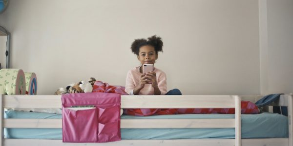 wyposażenie dziecięcego łóżka